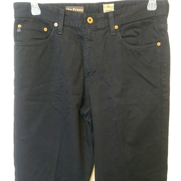Ag Adriano Goldschmied Other - AG Adriano Goldschmied the prime black jeans